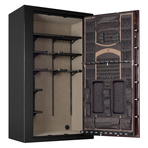 BROWNING Silver Tall Wide SR45 Gun Safe (1601100154)