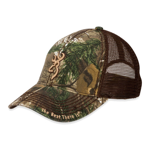 BROWNING Bozeman Brown Rtx Cap (308367241)
