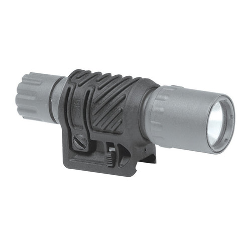 CAA Flashlight and/or Laser Mount w/ Quick Detach1in, Black (PL2)
