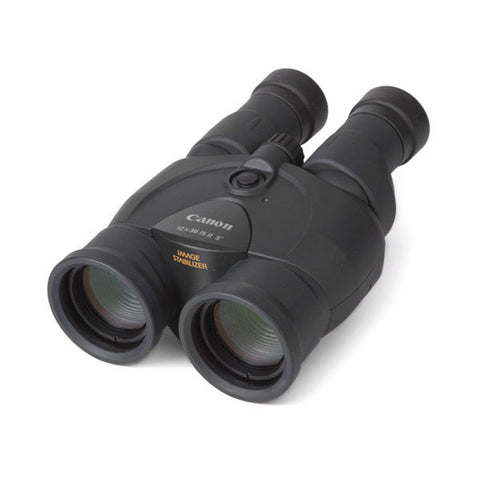 CANON 12x36 IS II Image Stabilized Binoculars (9332A002)