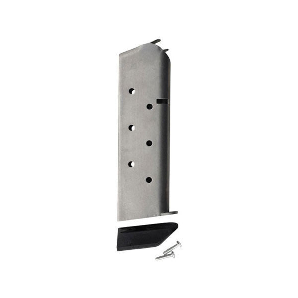 CHIP-MCCORMICK Classic Magazine 45 ACP 8 Rd Stainless 1911 w/ Pad (14141)