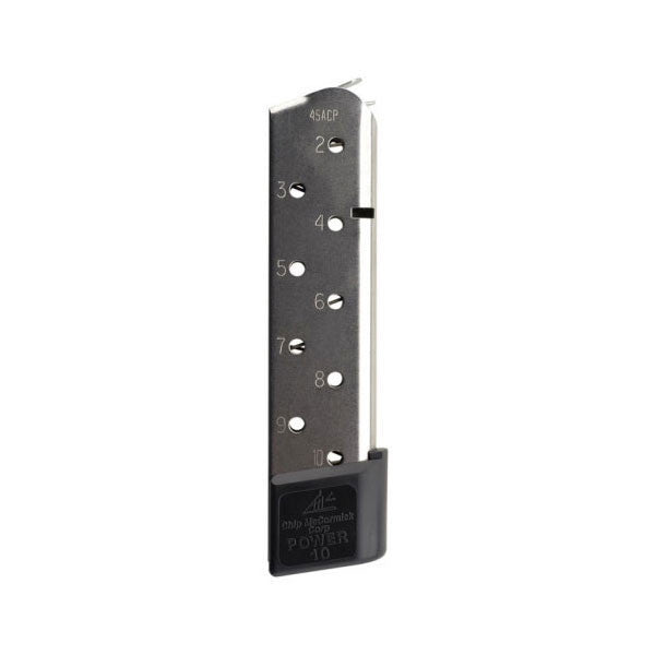 CHIP-MCCORMICK Power Mag 45 ACP 10rd Magazine 15150