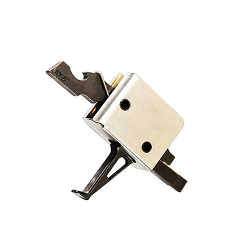 CMC TRIGGERS Single Stage 3.5lb Match Flat Trigger, Black (91503)