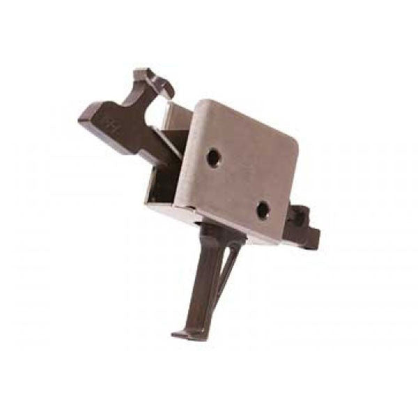 CMC Two Stage 2lb/2lb Flat Black Trigger (92504)