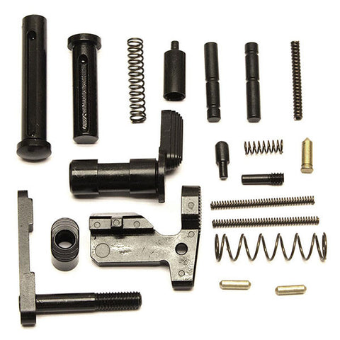 CMMG AR10 Lower Receiver Parts Kit, Without Grip or Trigger Group (38CA61A)