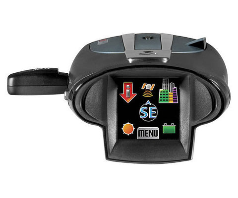 COBRA XRS 9970G 15-Band Touchscreen Radar/Laser/Safety Camera Detector w/ Touch Screen (XRS9970G)
