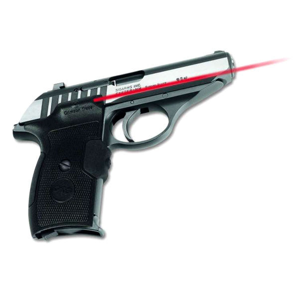 CRIMSON TRACE Lasergrips Sig Sauer Red Laser Sight (LG-432)