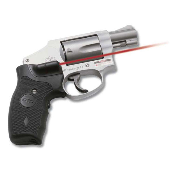CRIMSON TRACE Lasergrips Smith & Wesson Red Laser Sight (LG-305)