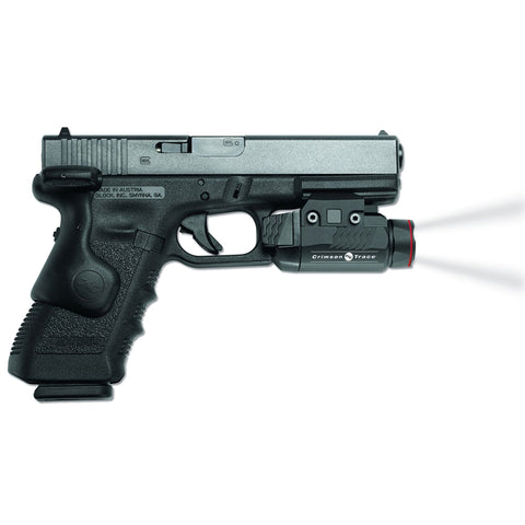CRIMSON TRACE Rail Master 420 Lumen Weapon Light (CMR-208-S)