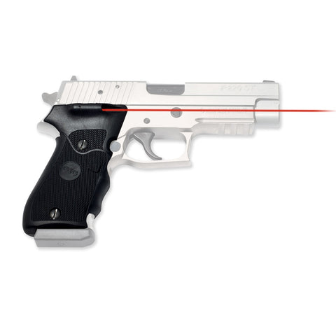 CRIMSON TRACE Lasergrips Sig Sauer Red Laser Sight (LG-320)