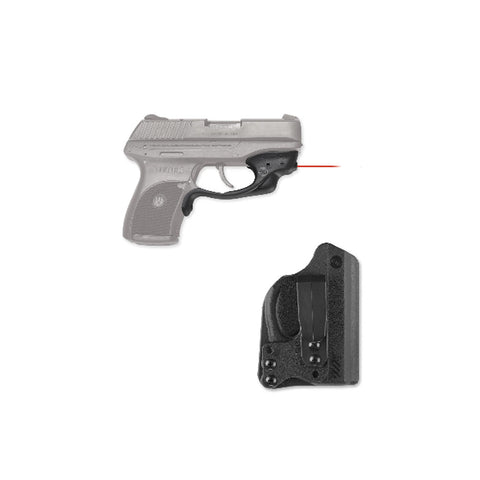 CRIMSON TRACE Ruger LC9/LC9s/LC380 Laserguard with Red Laser (LG-412-HBT)