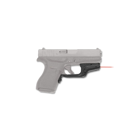 CRIMSON TRACE Glock 42/43 Laserguard with Red Laser (LG-443)