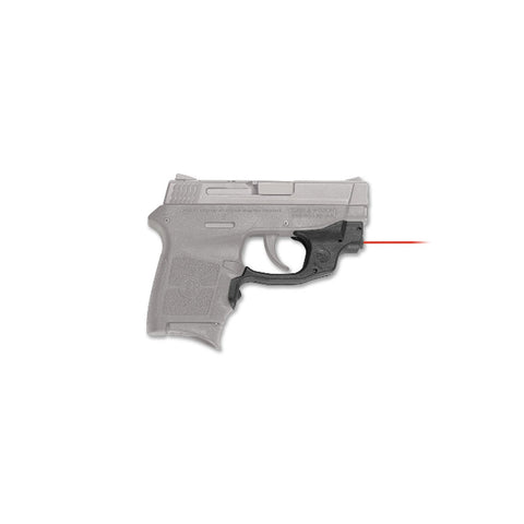 CRIMSON TRACE S&W M&P Bodyguard .380 Laserguard with Red Laser (LG-454)