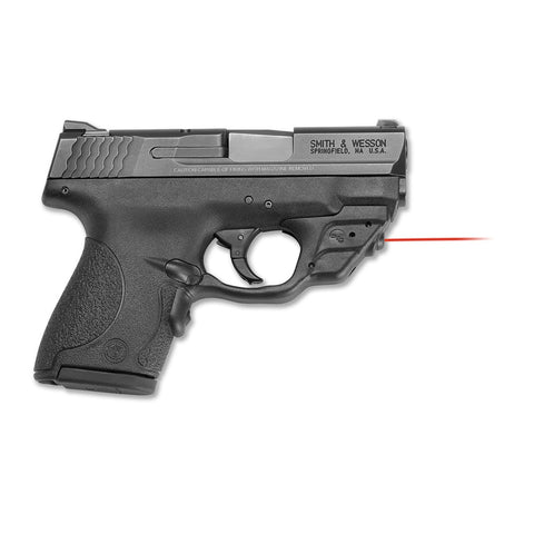 CRIMSON TRACE Laserguard Smith & Wesson Red Laser Sight (LG-489)