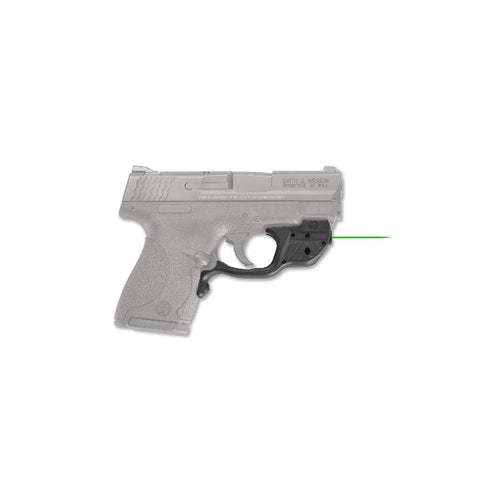 CRIMSON TRACE SW MP Shield Green Laserguard LG-489G