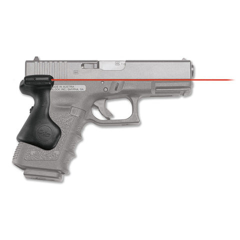 CRIMSON TRACE Lasergrips Glock Red Laser Sight (LG-639)