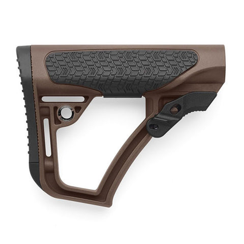 DANIEL DEFENSE AR Collapsible Stock, Mil-Spec, Brown (21-091-04179-011)