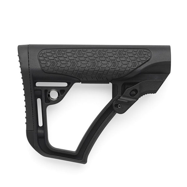 DANIEL DEFENSE Mil-spec Collapsible Stock, Black (21-091-04179-006)