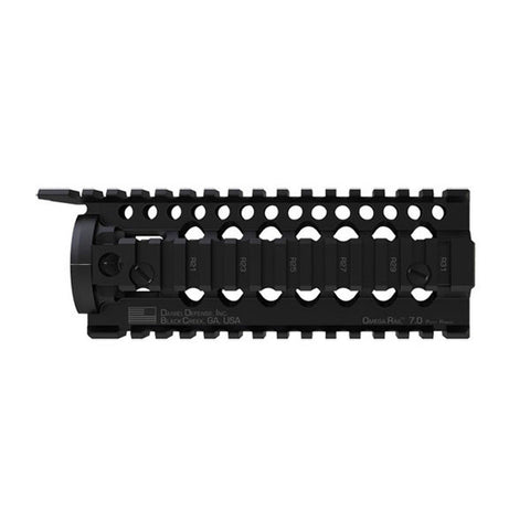 DANIEL DEFENSE Omega 7.0 Black Carbine Rail (01-005-10001)