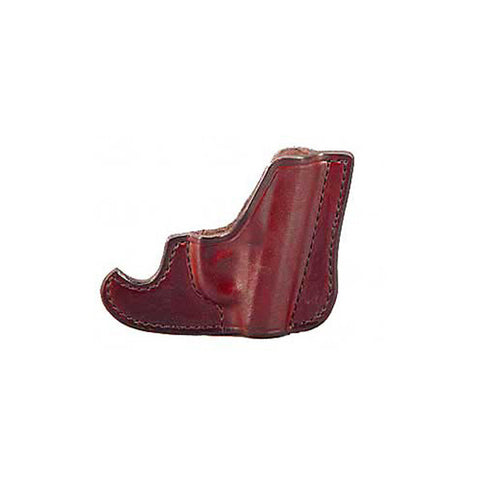 DON HUME 001 Front Pocket Holster, Ambidextrous, Seecamp, Brown (J100235R)