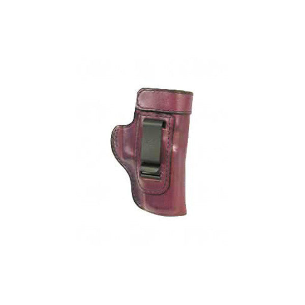 DON HUME Clip On H715-M Right Hand 1911 Commander Brown Holster (J168023R)