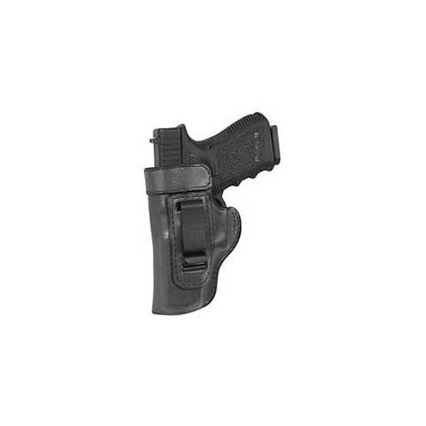 DON HUME Clip On H715-M Belt Left Hand Taurus Public Defender with Clips Black Holster (J168507L)