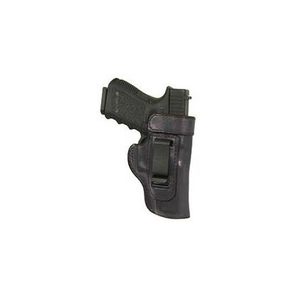 DON HUME Clip On H715-M Body Shield Right Hand Glock 19/23/32 Black Holster (J168903R)