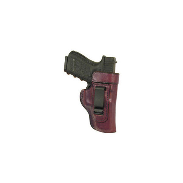DON HUME Clip On H715-M Right Hand Kel-Tec P3AT/ Ruger LCP Brown Holster (J168296R)