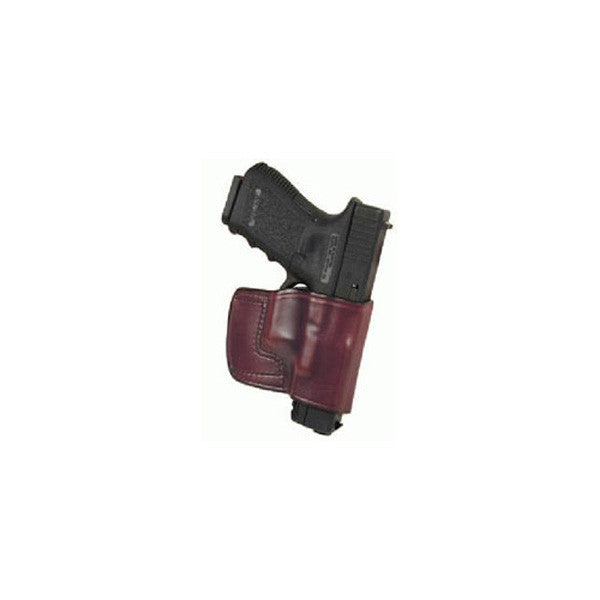 DON HUME JIT Slide Ruger SP101 Holster J983800R