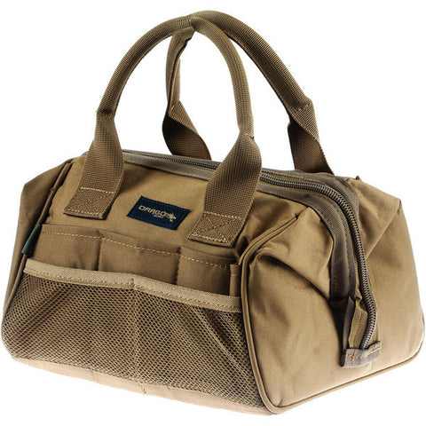 DRAGO GEAR Ammo Tool Bag, Tan (17-301TN)