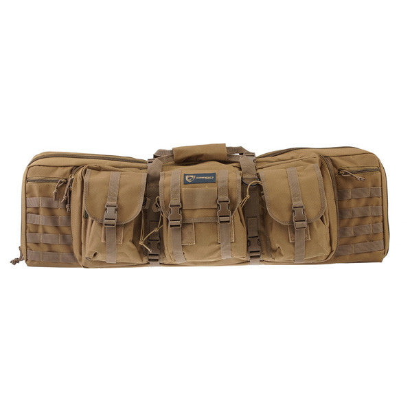 DRAGO GEAR Single Gun Case, 36 in, Tan (12-302TN)