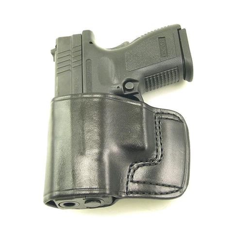 DON HUME JIT Slide Left Hand Glock 20/21/29/30 Black Holster (J958500L)