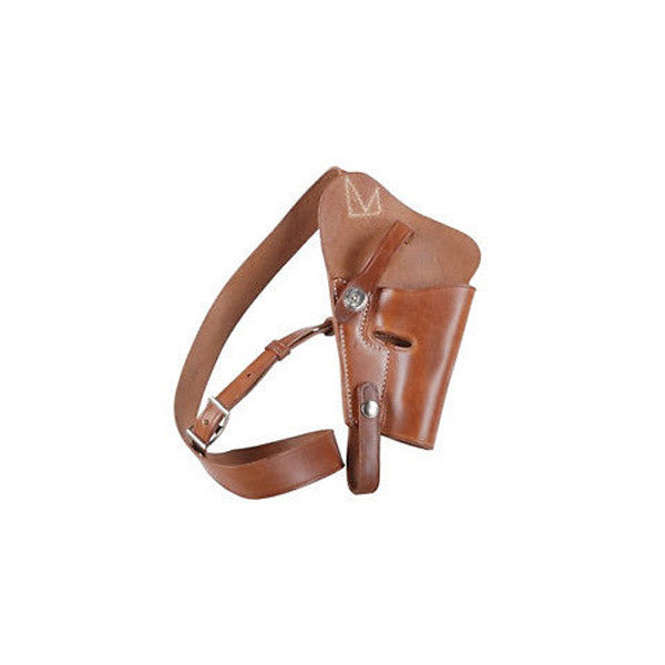 EL PASO Tanker Holster, RH, Russet, 5in, 1911, Leather (T1911RR)