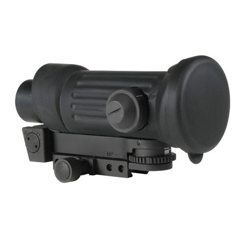 ELCAN M145 3.4x Optical Sight, M4 Reticle, 5.56 NATO Wingnut Mount (ELCM145M4W)