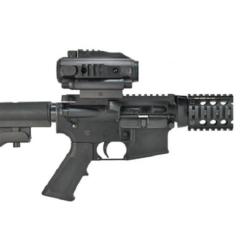 ELCAN SpecterOS 3.0 3x Combat Optical Sight ATOS3, 5.56 Ballistic RAF Ret, M16 Handle Mnt (ATOS3.0A)