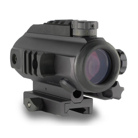 ELCAN SpecterOS 3.0 3x Combat Optical Sight ATOS3, 5.56 RAF Ret, Picatinny Flat Top Mnt (ATOS3.0B2)