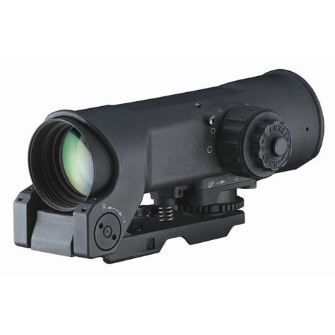 ELCAN SpecterOS4x Combat Optical Sight, 5.56 CX5755 Dual Illum. Ballistic Chevron Reticle (SFOV4-A1)