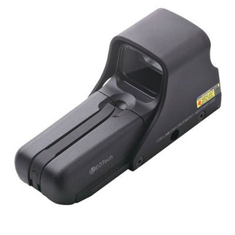 EOTECH 512 Holographic Weapon Sight, 65 MOA Ring/1 MOA Dot Reticle, AA Battery (512.A65/1)