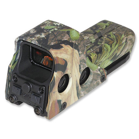 EOTECH 512 Holographic Sight, 65 MOA Ring 1 MOA Dot Reticle, Mossy Oak Obsession Camo Finish (512.MO)
