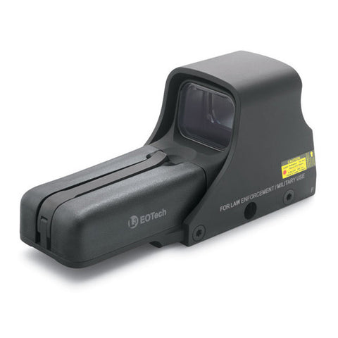 EOTECH 552 Holographic Sight, 65 MOA ring and 1 MOA Dot, LBC2 Accessory, AA Battery (552LBC2)