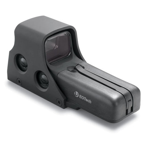 EOTECH 552 Holographic Weapon Sight, 65 MOA Ring/1 MOA Dot Reticle, NV Compatible, AA Battery (552.A65/1)