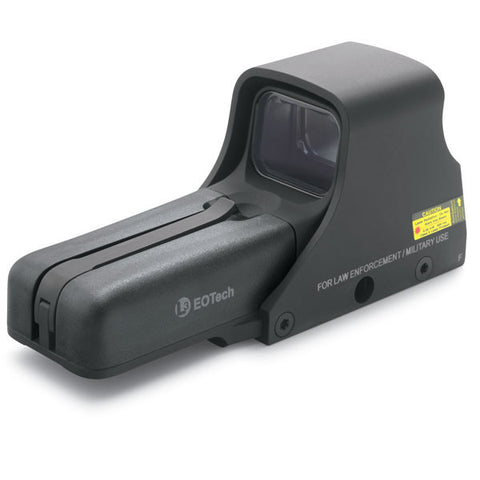 EOTECH 552 Holographic Weapon Sight, Ballistic .308 Reticle, NV Compatible, AA Battery (552.XR308)