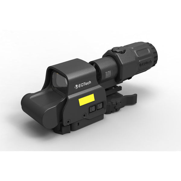 EOTECH Hybrid II Two 1 MOA Dots with 68 MOA Ring with Magnifier Holographic Sight (HHS2)