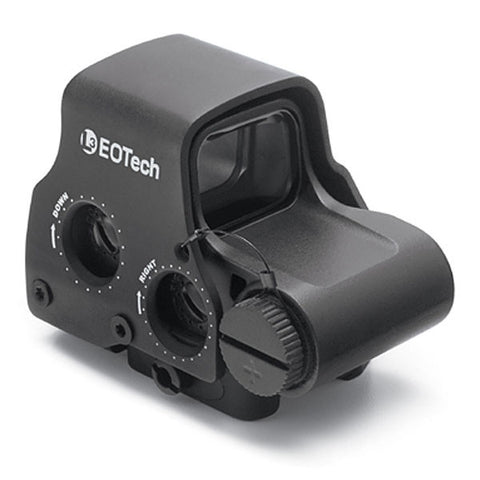 EOTech EXPS3-0 Holographic Weapon Sight, NV Compatible, 65 MOA ring and 1 MOA dot Reticle (EXPS3-0)