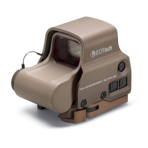 EOTech EXPS3-2 Holographic Sight, NV Comp., 65 MOA ring and (2) 1 MOA dots Ret, Tan (EXPS3-2TAN)