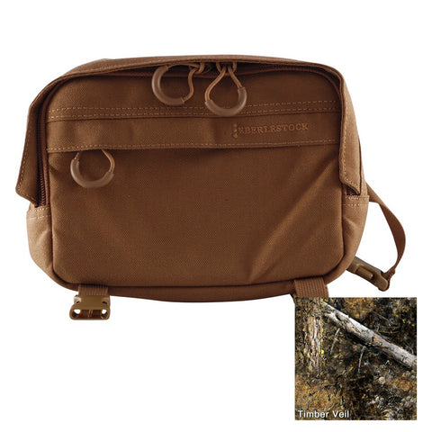 EBERLESTOCK Padded Large Timber Veil Accessory Pouch (A2SPHT)