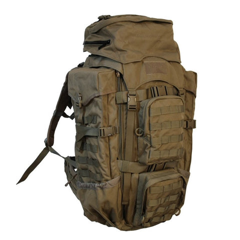 EBERLESTOCK Terminator XL Coyote Tan Backpack (F4NT)