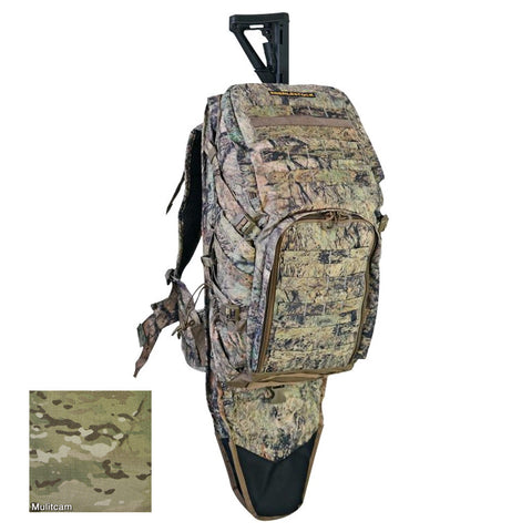EBERLESTOCK LoDrag Multicam Backpack (X3MM)