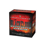 FEDERAL Black Cloud 12 Gauge 3in #4 Steel Ammo, 25 Round Box (PWB1424)