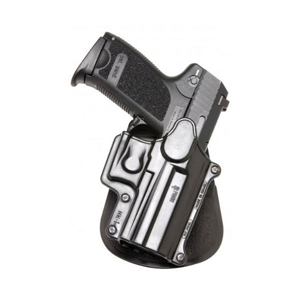 FOBUS H&K,S&W,Taurus Right Hand Roto Paddle Holster (HK1RP)
